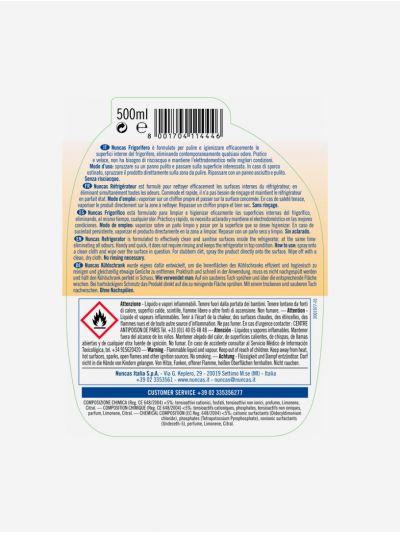 Frigorifero Detergente Antiodore