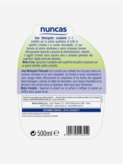 Inox Detergente Lucidante