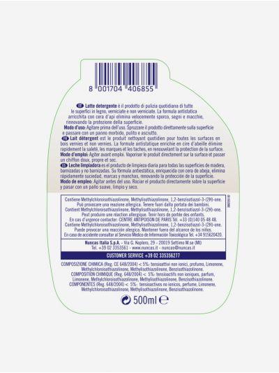 Livax Mobili&Design Latte Detergente