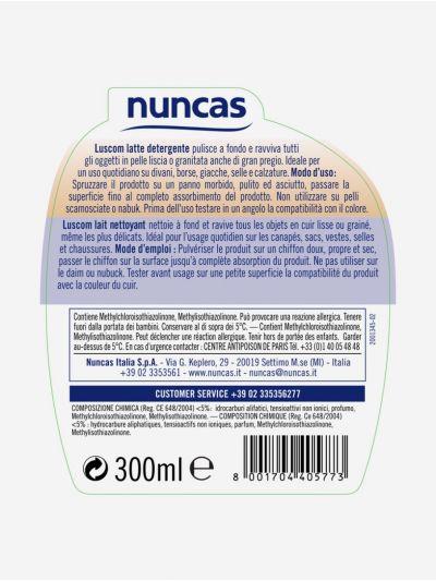 Luscom Latte Detergente