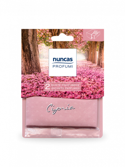 Scented Drawers Sachet Cipria