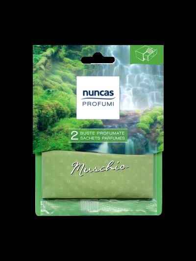 Sobre Perfumados para Cajones Muschio