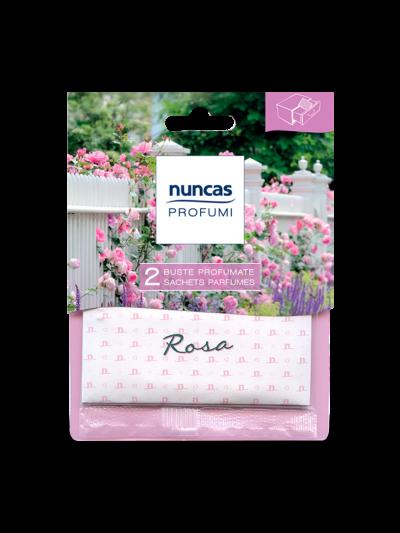 Sachets Parfumés pour Tiroirs Rosa