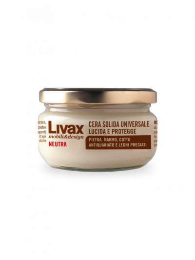 Livax Mobili&Design Cera Solida Universale Neutra