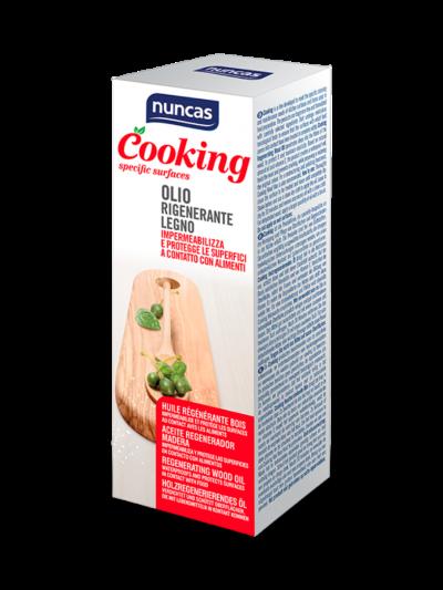 Cooking Aceite Regenerador Madera