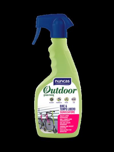 Outdoor Fahrrad und Freizeit Entfetter