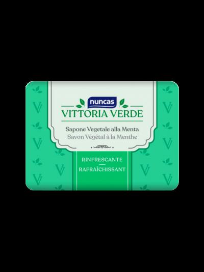 Vittoria Verde saponi pratici e funzionali Rinfrescante