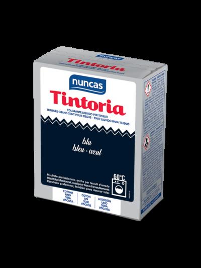 Tintoria Algodón, Lino, Seda, Viscosa Blu
