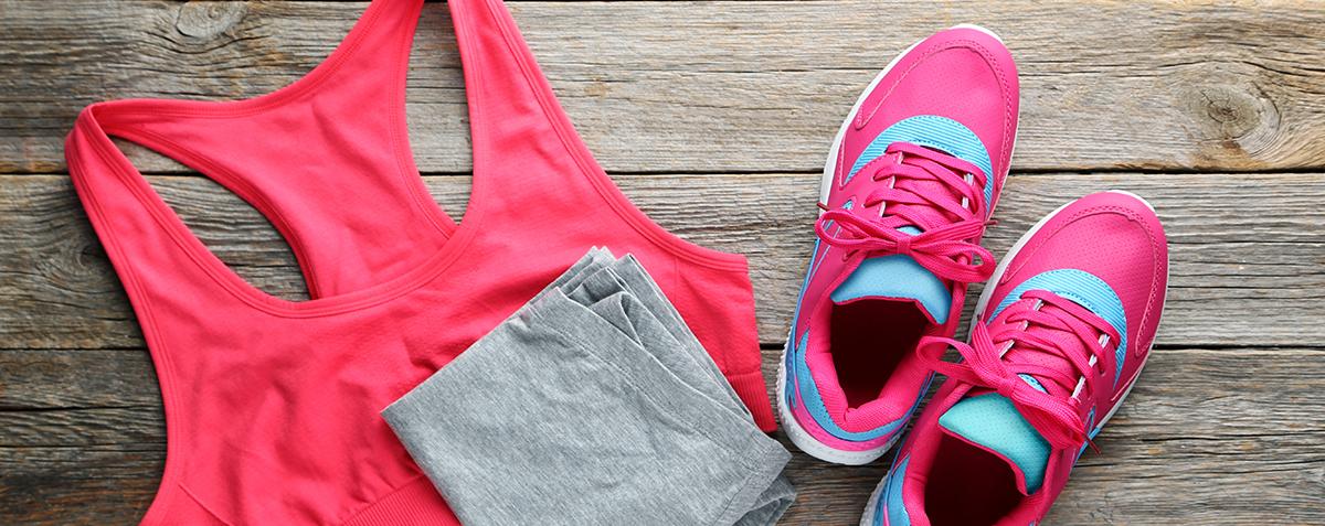 Techno & stretch, le lavage des vêtements de sport