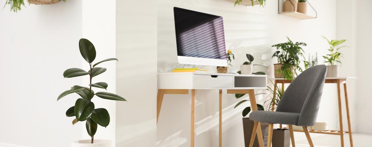 Creare un home-office organizzato!