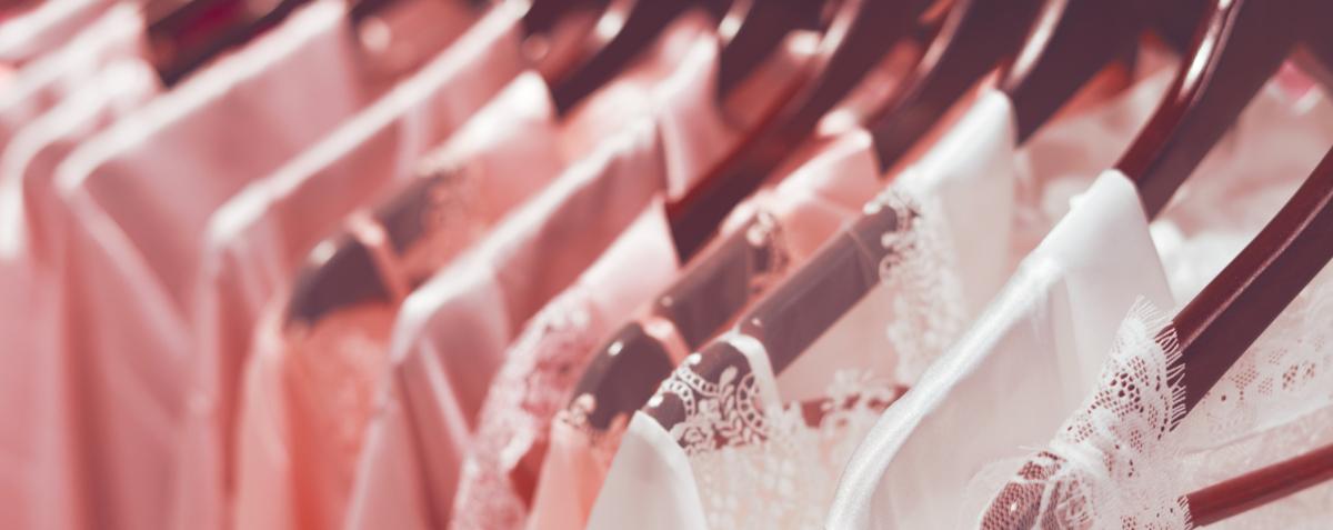 Lavare lingerie, costumi e capi sportivi