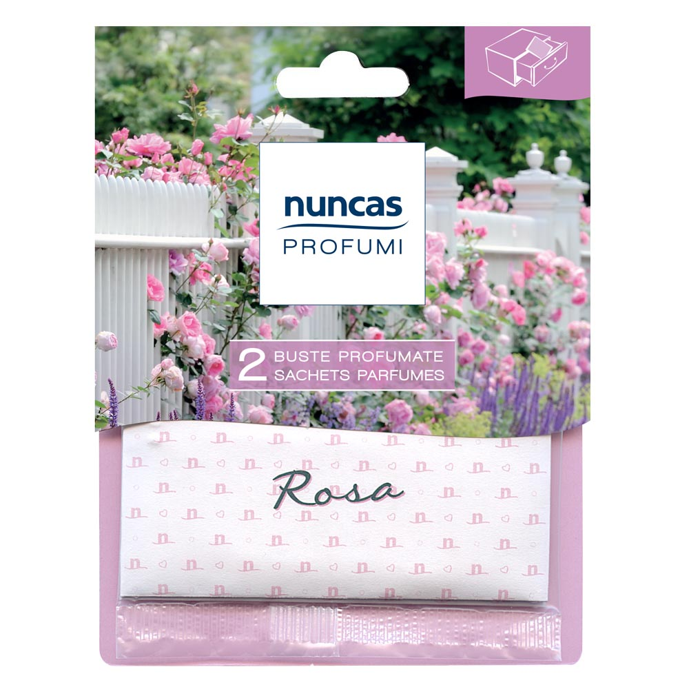 Sobre Perfumados para Cajones Rosa