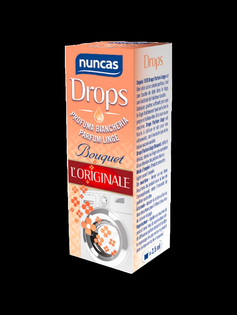 Drops Parfum Linge Bouquet Blanc