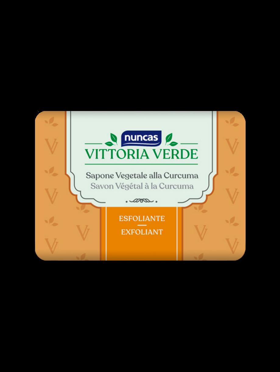 Vittoria Verde saponi pratici e funzionali Esfoliante